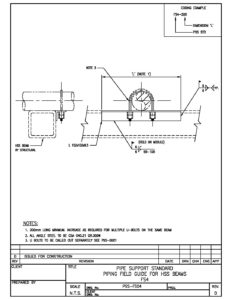 procedures standards the process piping designer blog rh processpiper com Carrier Product Manuals Carrier Furnace Manual